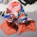 2017 spring and autumn autumn winter scarf wholesale ladies chiffon scarf all-match long winter fichu all-match pashmina wj45