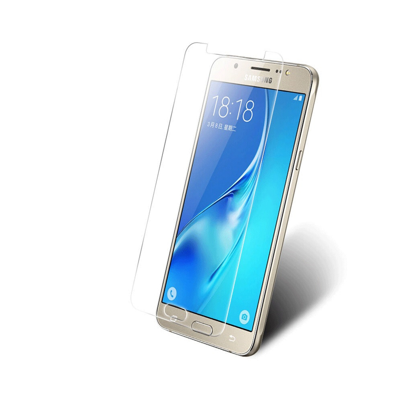 9H Tempered glass For Samsung Galaxy J7 2016 J710 Screen Protect smart phone Protective Film retail packing Free shipping in Phone Screen Protectors from Cellphones Telecommunications
