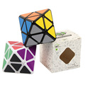 Lanlan Four-Axis Octahedron Black/White Cubo Magico Twist puzzle Educational Puzzle Gift Idea Free Shipping Drop Shipping
