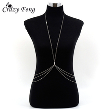 US $1.2 20% OFF|New Hot Women's Sexy Imitation Pearl Body Chains Ladies Copper Alloy Chest Chain Bikini Body Jewelry Necklace Summer Accessories-in Body Jewelry from Jewelry & Accessories on Aliexpress.com | Alibaba Group