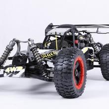 Rovan Racing 1/5 Rc автомобиль 4WD BAJA Buggy мощный 30.5CC 2 т газовый двигатель с Walbro карбюратор Ngk Свеча зажигания