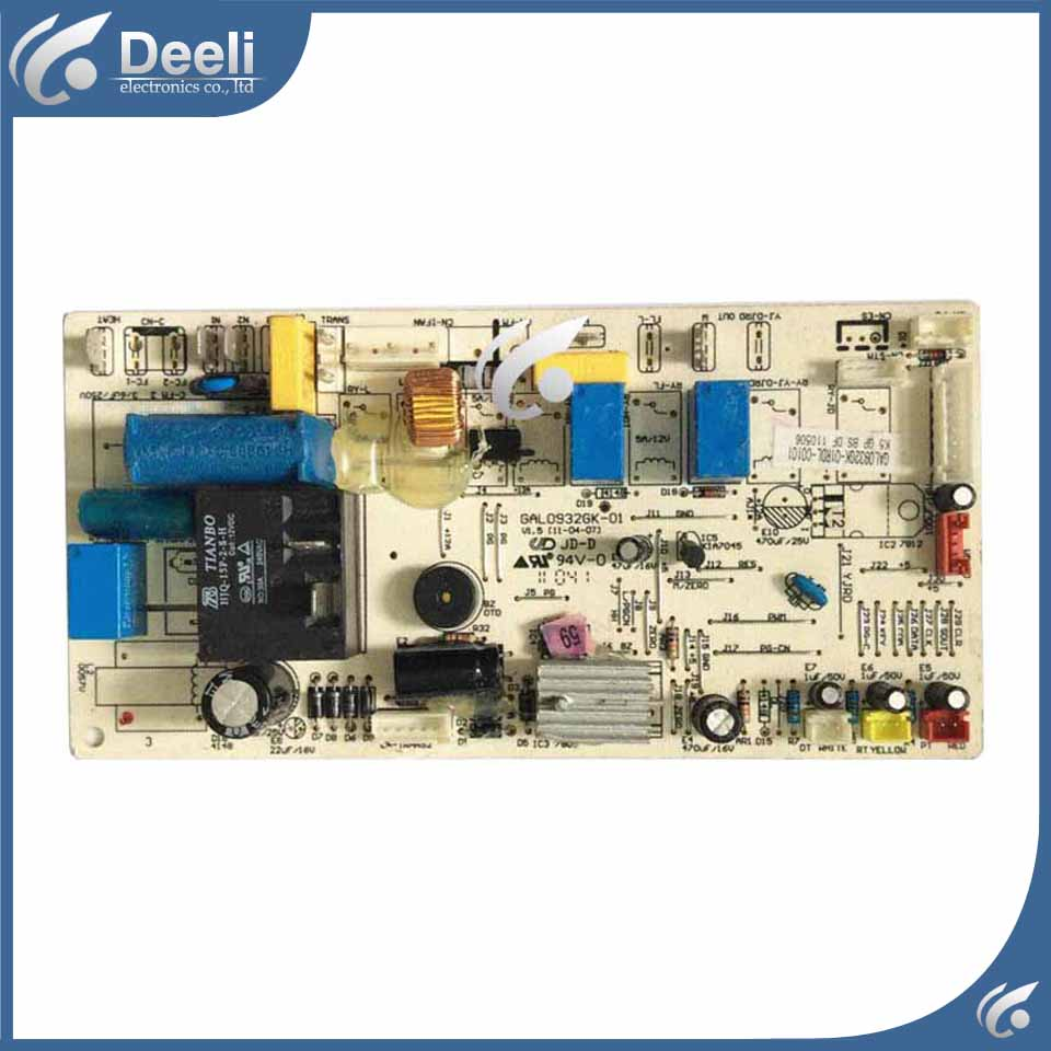 95% new good working for air conditioning motherboard board computer board GAL0932GK-01J-C0501 GAL0932GK-01 circuit board 100% tested for air conditioning motherboard board computer board 32ggft807 tcl32ggfth09 circuit board