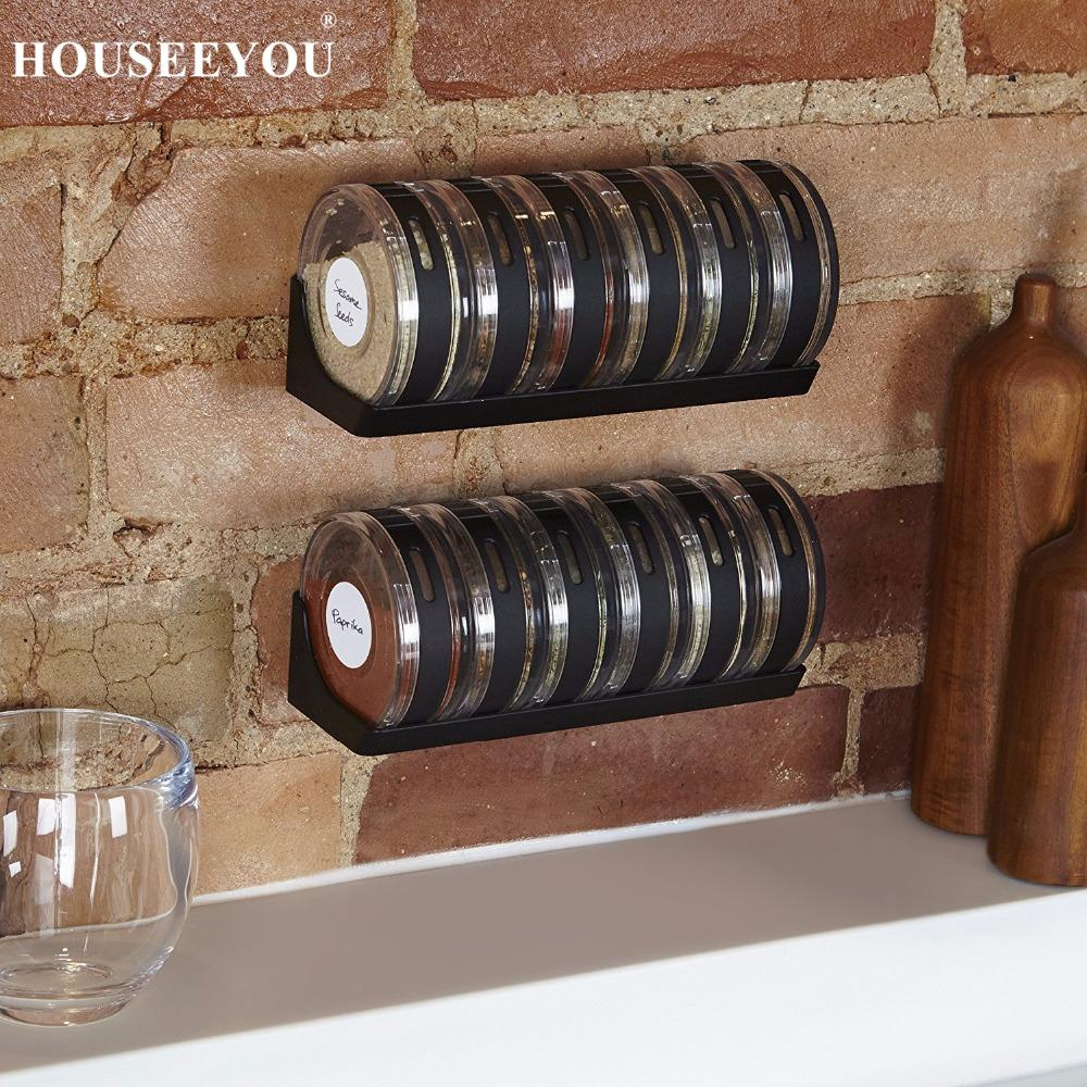 Rack Shakers-Box Can-Containers Storage-Bottles Sugar-Bowl Spice-Jar Salt-Cellar Pepper