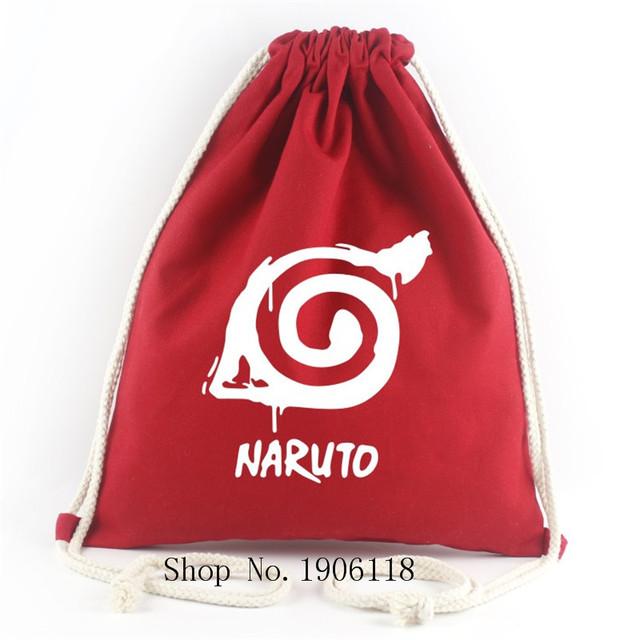 Naruto Canvas Shoulder Bag