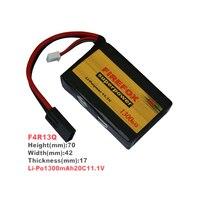 Wholesale 1pcs 100 Orginal Firefox 11 1V 1300mah 20C AKKU Mini Airsoft Gun Battery RC Model