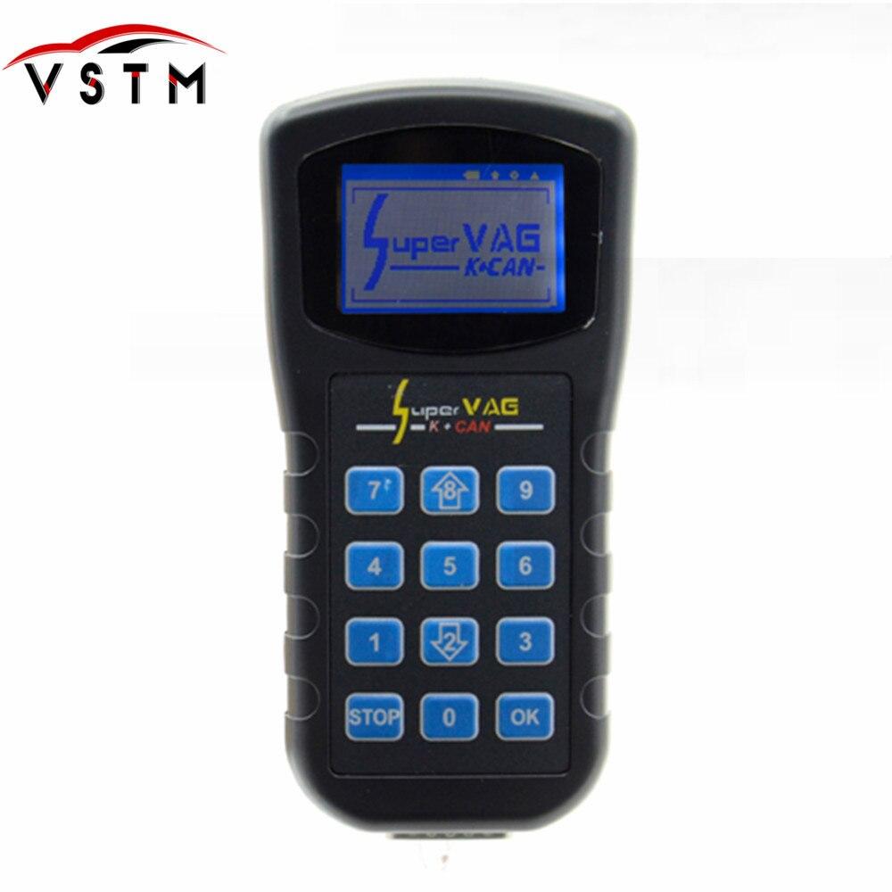 VAG Key Programmer Car Diagnostic tool Super Professional Odometer Correction Read Security Code Super Vag K