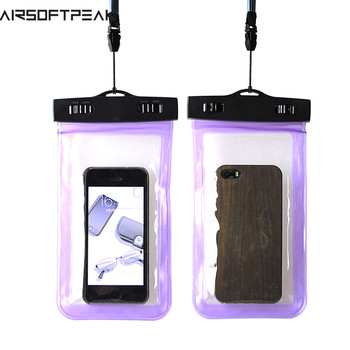 100% Waterproof Pouch for Phone