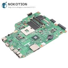 NOKOTION CN-0W8N9D 0W8N9D W8N9D for Dell inspiron 3520 Laptop Motherboard DV15 MLK MB 11280-1 MXRD2 HM76 DDR3 DDR3