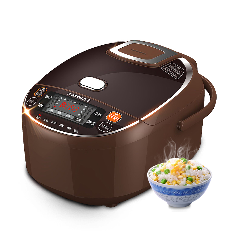 5L Genuine Rice Cookers Household Smart pot 3--8 people Free Shipping free shipping split hot pot household multipurpose 4l multi cookers