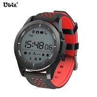 Ubit NR 1 F3 Smart Horloge Armband IP68 Waterdicht Wandelen Sport Smartwatch Fitness Tracker Wearable Apparaten Voor Android IOS
