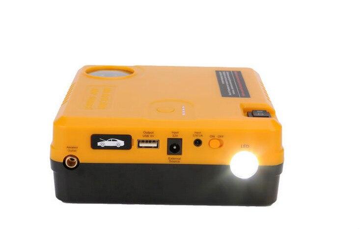 For Petrol 6 0L font b Car b font Jump Starter 30000mAh 12V font b battery