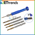 50piece/lot Universal 5 in 1 6688 Screwdriver Disassemble Tool Free Shipping by DHL