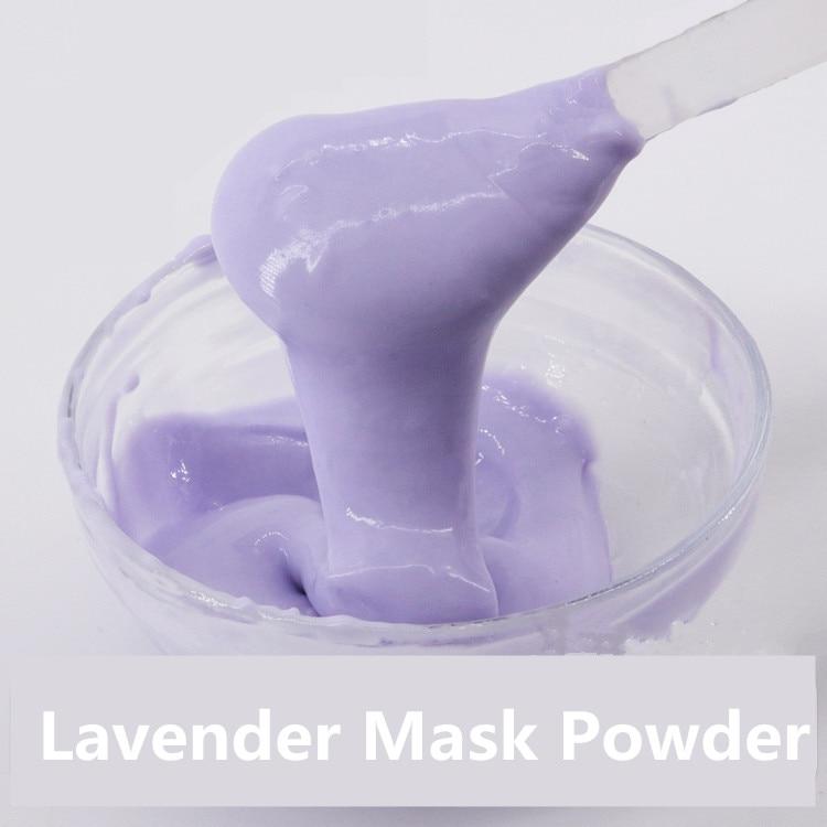 Lavender Mask Powder Face Mask Scars Skin Repair Treatment Peel Off Mask