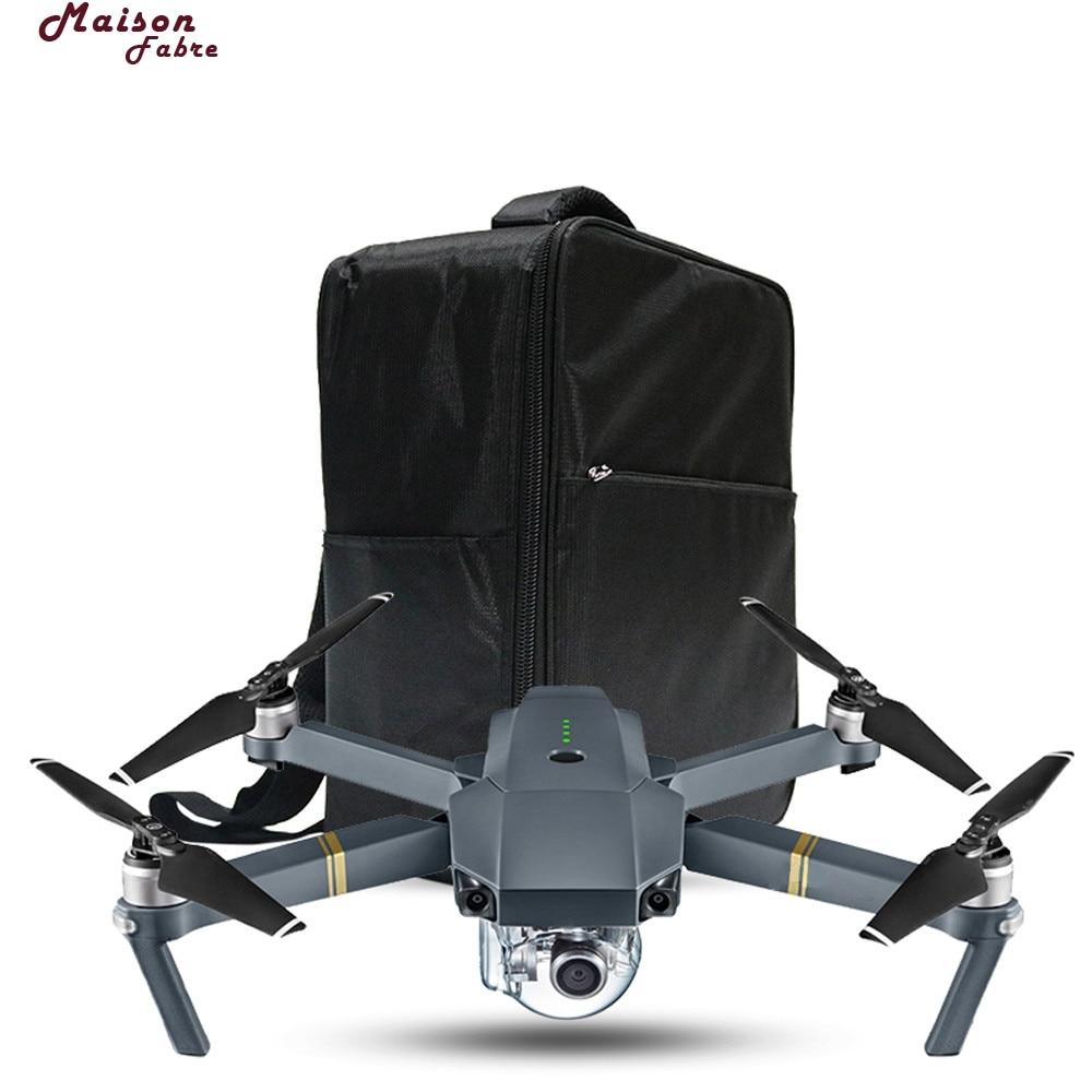 Maison Fabre Drones Bag For Dji Spark Light Backpack Shoulder Carry Bag Case For DJI font