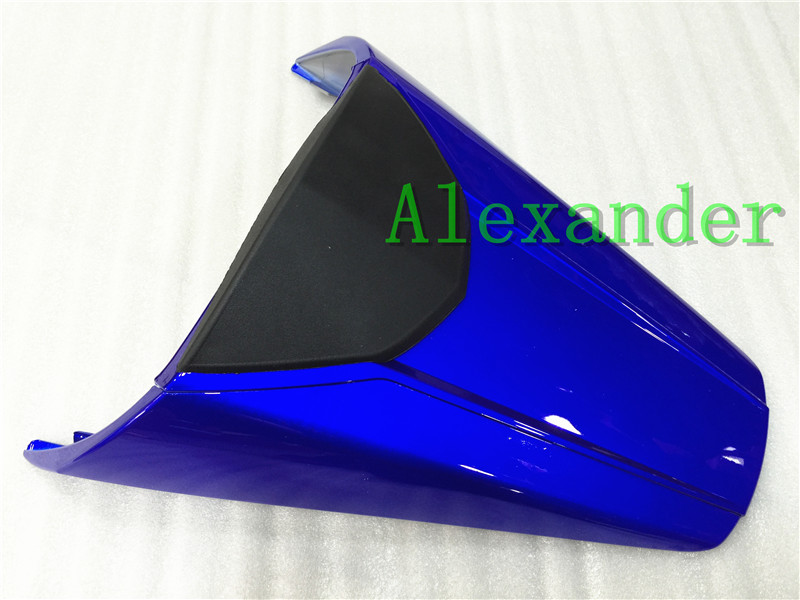 For Honda CB650F CBR650F 2014 2015 2016 2017 2018 Blue Motorcycle Pillion Rear Seat Cover Cowl Solo Seat Cowl 650F CB 650 F CBR