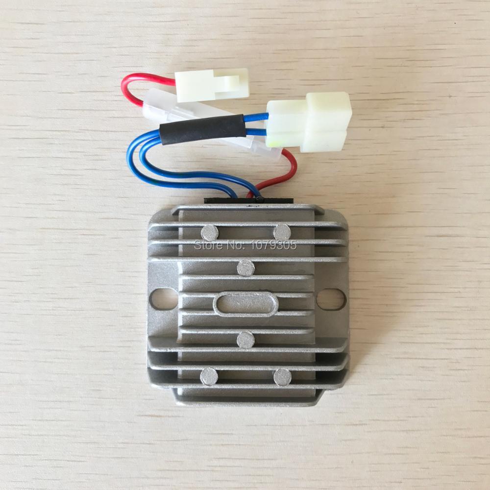 Regulador de voltaje automático AVR, bomba de carga, ajustador estabilizador para generador de diésel 5kW 186F 178F, 12V, 3 cables Más V8.33 Tl866Ii Plus Universal Minipro programador Tl866 Nand Flash Avr foto Bios PROGRAMADOR Usb + 17 Uds adaptador