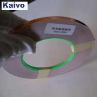 Conductive Copper Foil Tape for Laboratory Use: 5mm X 50m