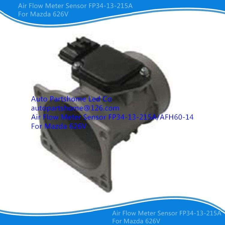 Air Flow Meter/MAF Sensor  FP34-13-215A AFH60-14 for Mazda 626V mass air flow sensor  F82F-12B579-DA FP34-13-215A AFH60-14 фонарь спутник afh 100 1watt