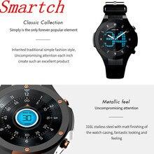 Smartch H2 font b Smart b font Watch MTK6582 IP68 Waterproof 1 39inch 400 400 GPS