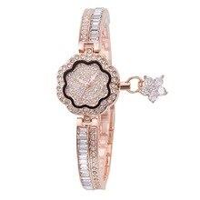 Cacaxi Elegant Jewelry Watch Women Crystal Ladies Luxury Dre