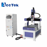 6090 atc CNC Router Cutting polystyrene board KT sheet wood working cutting router auto tool changer price