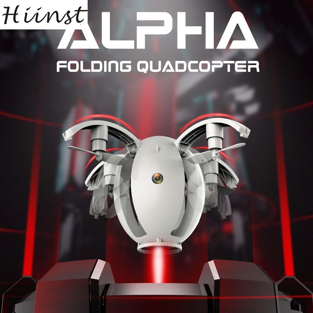 rc Helicópteros folding transformable ovo drone alpha Faixa Etária : 14 Anos de Idade