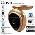 P2p mini câmera ip wifi 720 p hd wi-fi câmera ahd cctv segurança vigilância kamera onvif áudio baby monitor da câmera sem fio