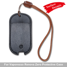 Vaporesso Renova Zero Pod System Protection Case PU Dustproof Carrying pouch handbag For Kit Vape Accessory