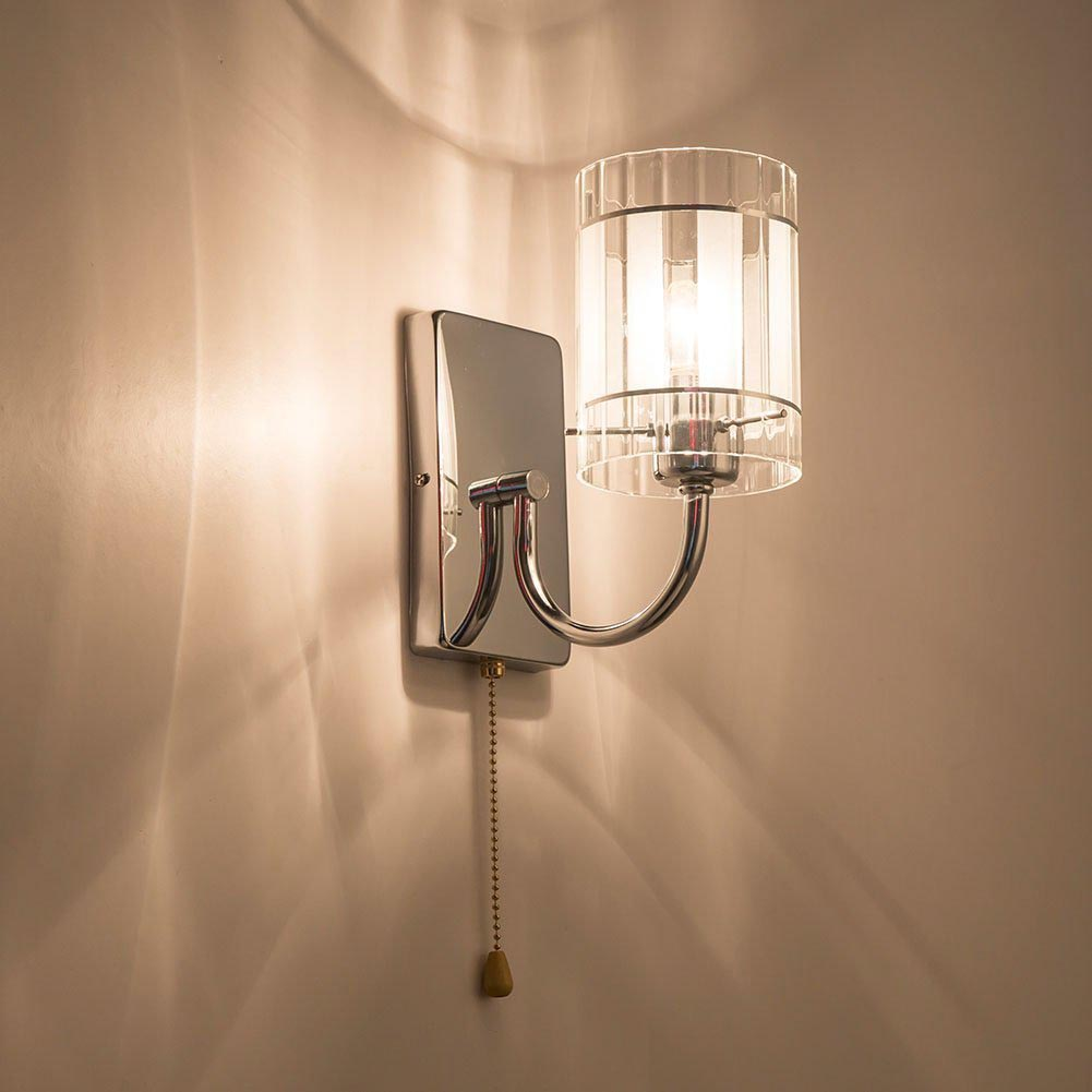 JIFENGCHENG Modern Sconce Wall Lights Bedside Lamp E27 Led Wall Lamp Luminaria Wall Scon ...