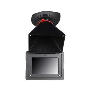 Image 2 - Feelworld E350 3.5 inch אלקטרוני צפה Finder עם HDMI קלט ופלט EVF מצלמה חיצוני LCD Viwefinders