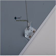 4pcs/lot 30*120cm 12*48 inch slim led  panel light ,40W led  integrated ceiling panel light ,pendant panel ,flat panel