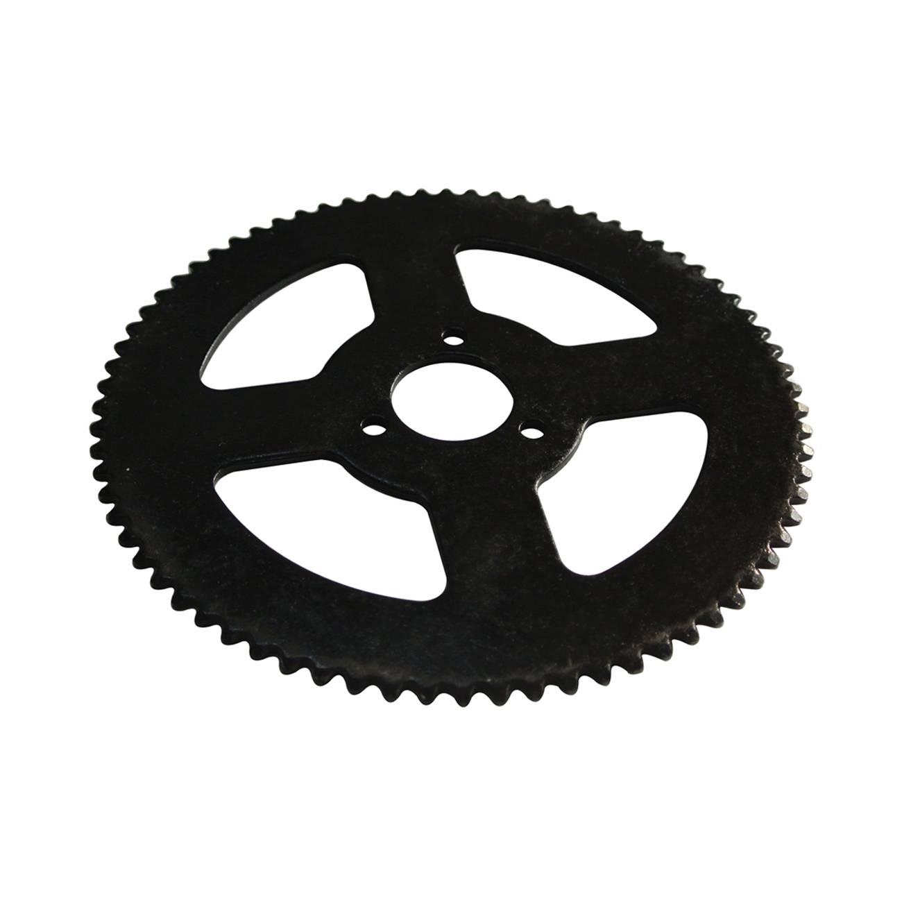 74 T סבבת בורג ל רוקט Pocket עפר מיני שרשרת 25 H Quad הבור אופני טרקטורונים
