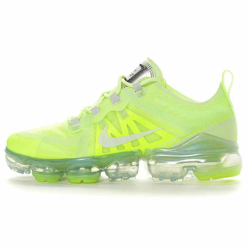 Оригинальные Nike Оригинальные кроссовки AIR VAPORMAX женские кроссовки спортивные уличные кроссовки амортизирующие легкие дышащие AR6632