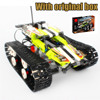 LEPIN 20033 Technic Series Remote Control RC Tracked Racer Model Building Block 397Pcs Bricks Toys Gift