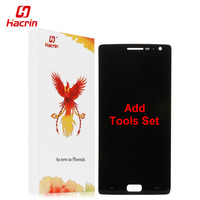 Oneplus Two LCD Display Touch Screen 100 Original Digitizer Assembly Replacement Accessories For Mobile Phone Free