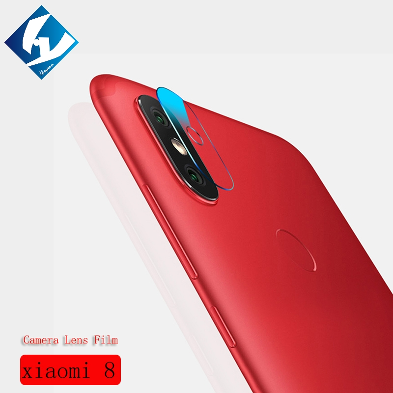 Camera Lens Protective Protector Cover For Xiaomi Mi 8 6 6X Mix 2s 5S Plus Redmi S2 Note 5 Plus Clear Tempered Glass Film