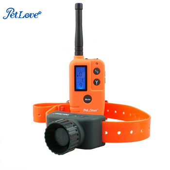 500 Meters Remote Training Dog Collar- Warning Tone Waterproof and Rechargeable Hunting Pet Training Collar