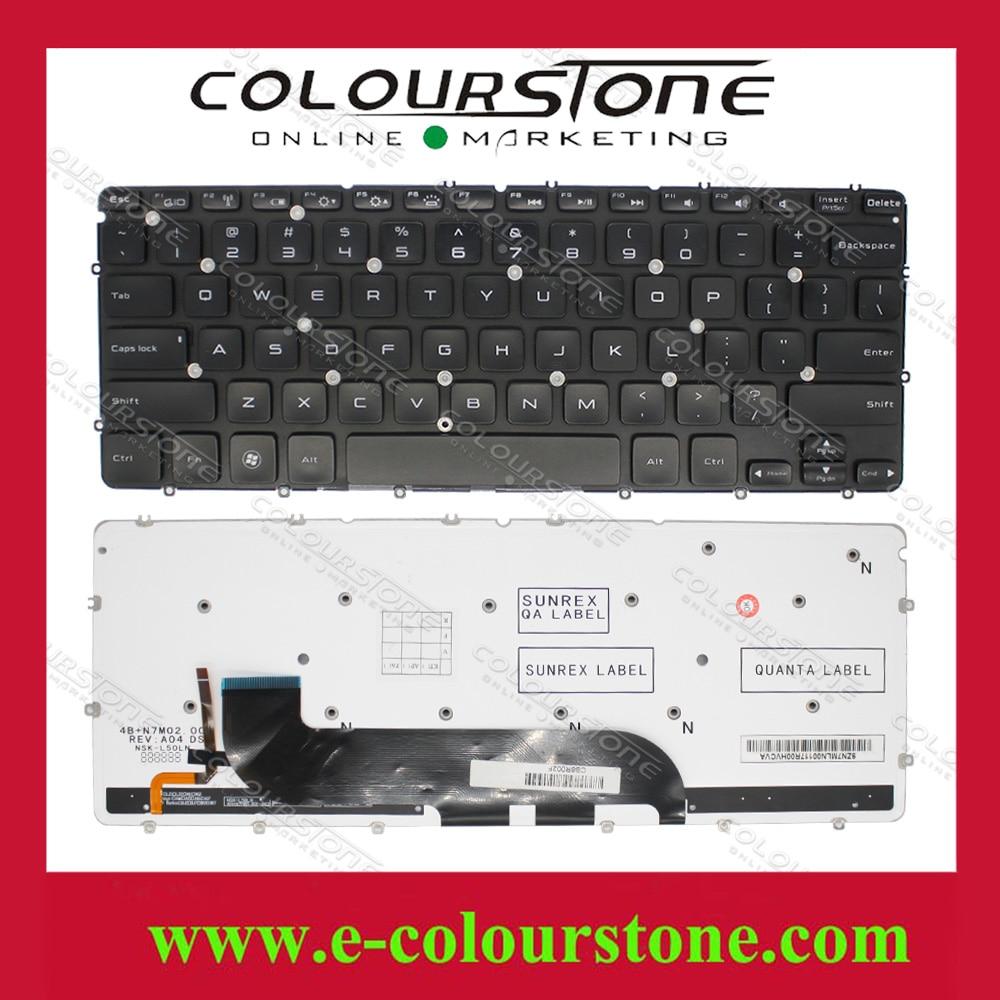 Подробнее о xps13 US layout laptop keyboard for DELL XPS 13 9333 Keyboard 9343 9350 L321X L322X notebook Black keyboard Win7 english laptop keyboard for lenovo z400 z400a p400 z410 z400t z400p us layout notebook keyboard black