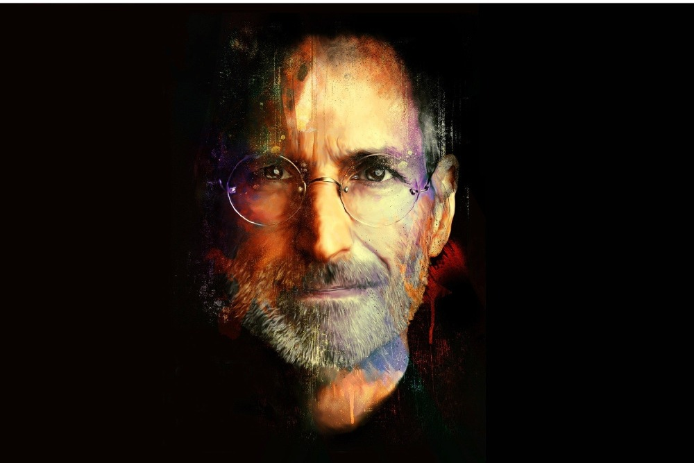 Wall Pictures Steve Jobs Poster 60X90cm Paintings For Living Room