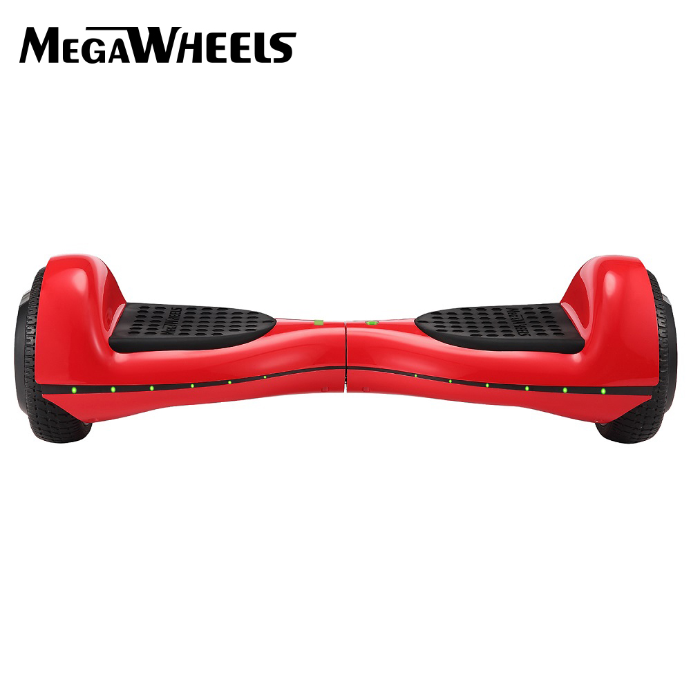 Megawheels Hoverboard 6 5 Inch Self Balance Scooter Two Wheels Overboard Gyroscooter Skateboard US Warehouse Free