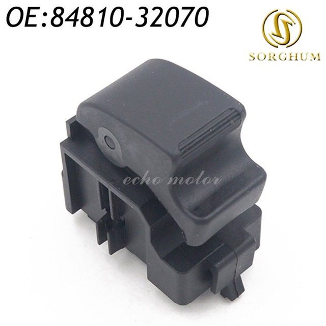 New Electric Power Window Control Switch For Toyota Camry Corolla Lexus 84810-32070 8481032070, 8481032080, 901-704