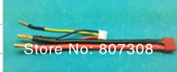 20pcs RC HARD CASE BATTERY CABLE  SLICONE WIRE 12AWG 4MM GOLDEN CONNECTOR TO T PLUG akku