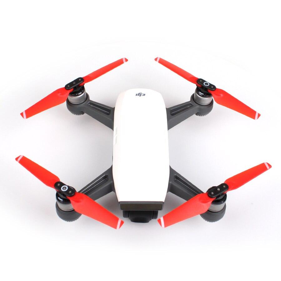 Комплект пропеллеров spark с таобао батарея для квадрокоптера спарк комбо
