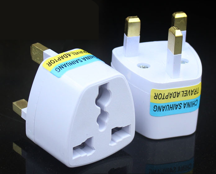 Uk Travel Adapter Universal To United