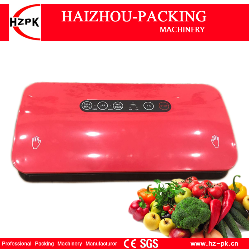 HZPK Fast Delivery For The Kitchen Vacuum Sealer Home Packaging Machine Best Vacuum Sealer Vacuum Packer With Vacuum Bags HZ-300HZPK Fast Delivery For The Kitchen Vacuum Sealer Home Packaging Machine Best Vacuum Sealer Vacuum Packer With Vacuum Bags HZ-300