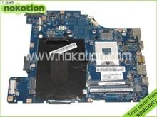 laptop motherboard for lenovo g460 LA-5751P hm55 gma hd ddr3