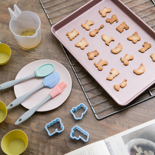YEATION 22PCS Kitchen DIY Baking Cakes Mold Biscuits Supplies Tools Kit
