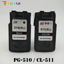 PG-510 CL-511 Ink Cartridge For Canon pg 510 PG510 CL511 Pixma iP2700 MP250 MP270 MP280 MP480 MX320 MX330 MX340 MX350 Printer