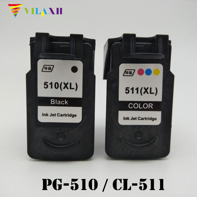 PG 510 CL 511 Ink Cartridge For Canon pg 510 PG510 CL511 Pixma iP2700 MP250 MP270 MP280 MP480 MX320 MX330 MX340 MX350 Printer
