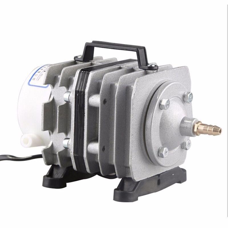 220 ~ 240V SUNSUN série de électromagnétique Aquarium pompe à Air réservoir d'oxygène Aquarium compresseur d'air